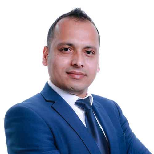 Harry Adhikari